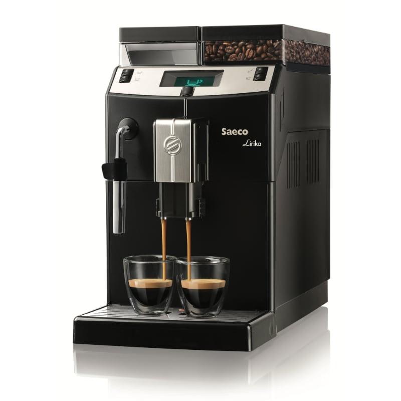 SAECO Lirika Noire - Machine café à grain professionnelle