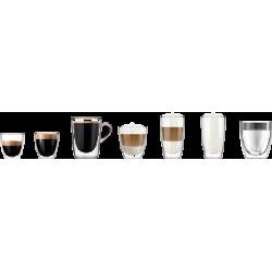 Différents types de café.