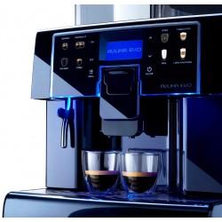 Machine à café professionnelle SAECO Aulika Evo Office - Panneau de contrôle