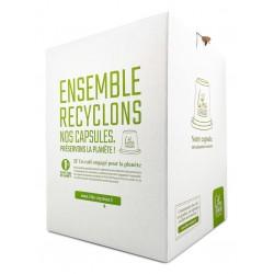 Box de collecte et de recyclage - LITHA ESPRESSO