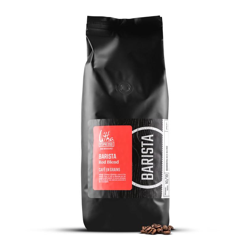 Café en grains Barista Red Blend 1 KG