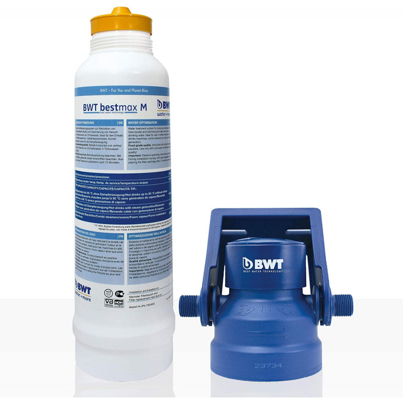 Kit BWT Bestmax M complet avec tête de filtre