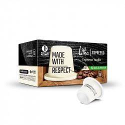 16 Capsules café Espresso Vanille