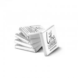 Carrés de Chocolat Au Lait 4g - LITHA ESPRESSO
